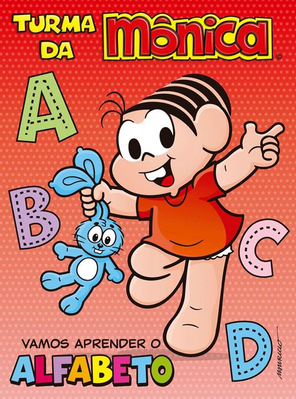 Turma da Mônica - Vamos Aprender o Alfabeto