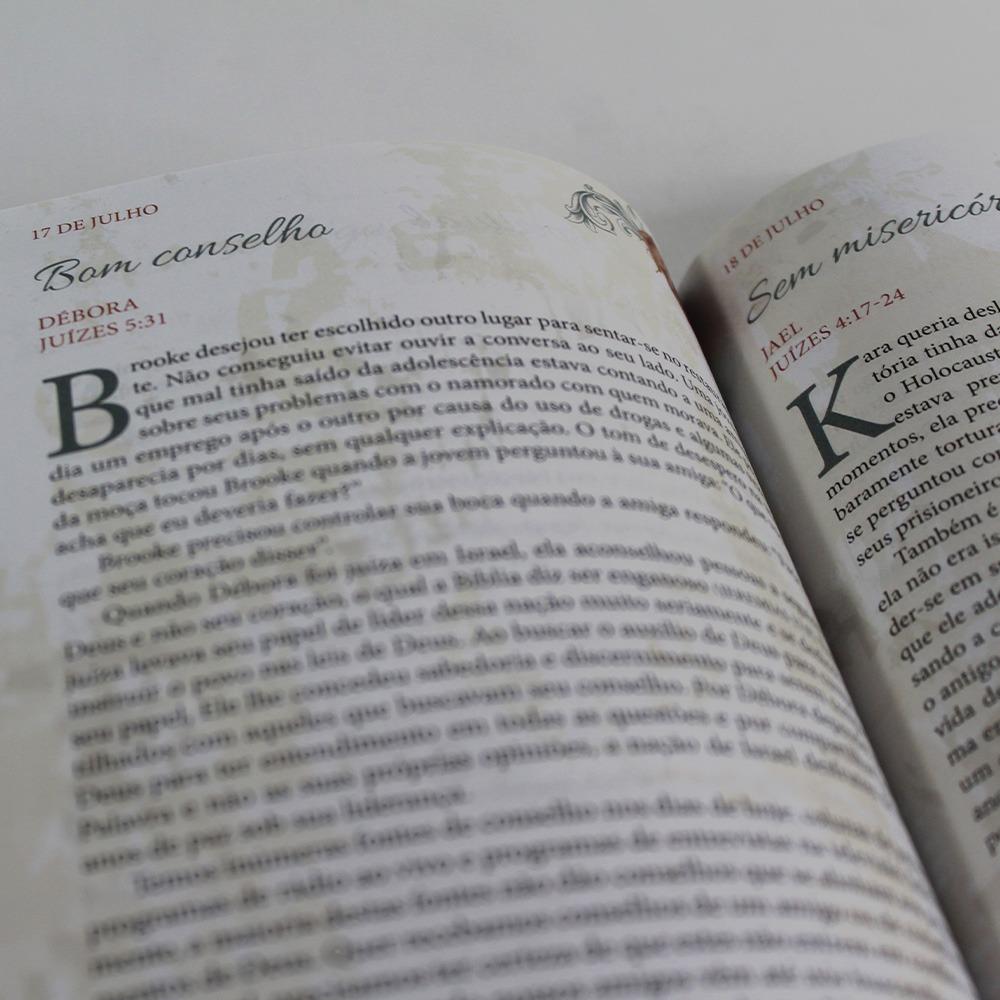 Um Ano Com As Mulheres Da Bíblia | Dianne Mathews
