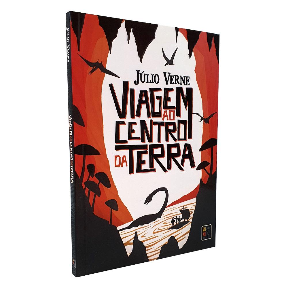 Viagem ao Centro da Terra - Júlio Verne | Pé da Letra
