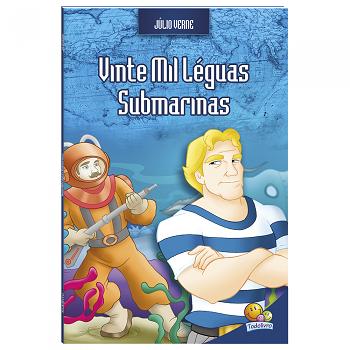 Vinte Mil Léguas Submarinas | Júlio Verne | Todolivro