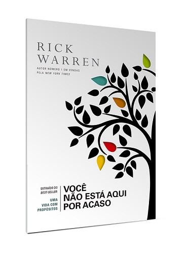 Você Não Está Aqui Por Acaso   05 Unidades   Rick Warren