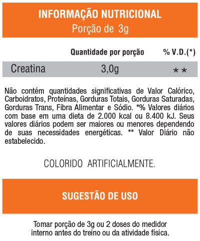 100% Pura CREA Fit Micronizada 300g ExtremeFit