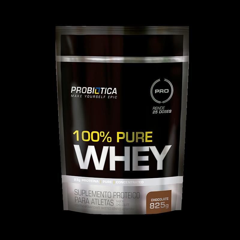 100% Pure Whey 825g Probiótica