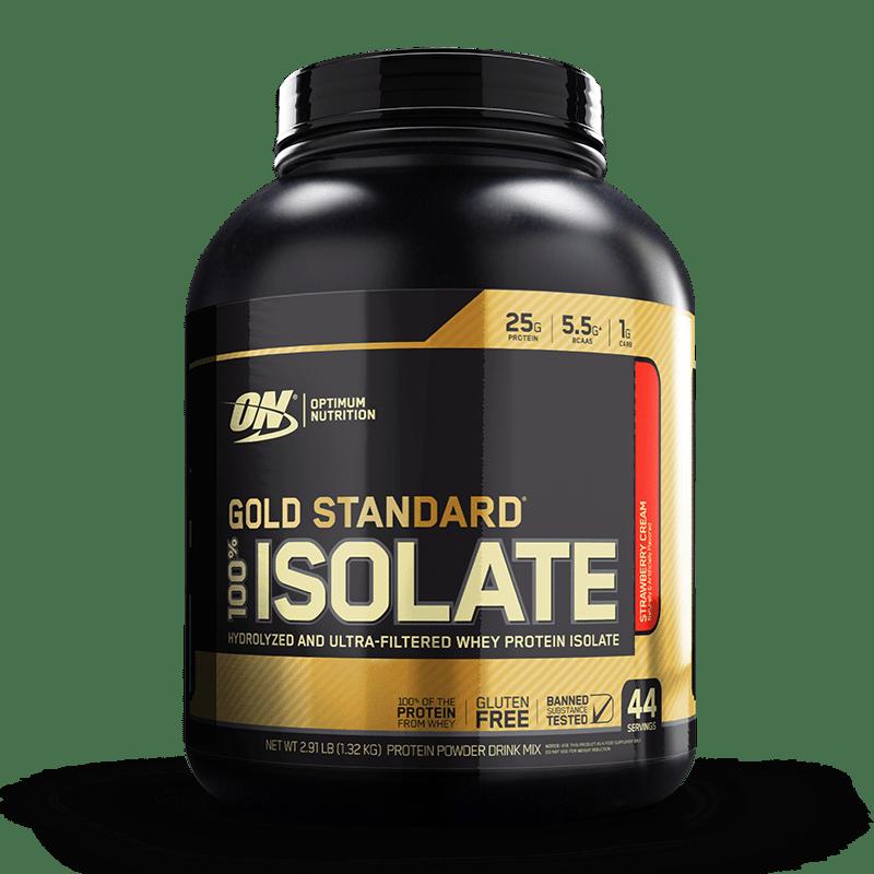 100% Whey Gold Isolate 1,32kg Optimum Nutrition