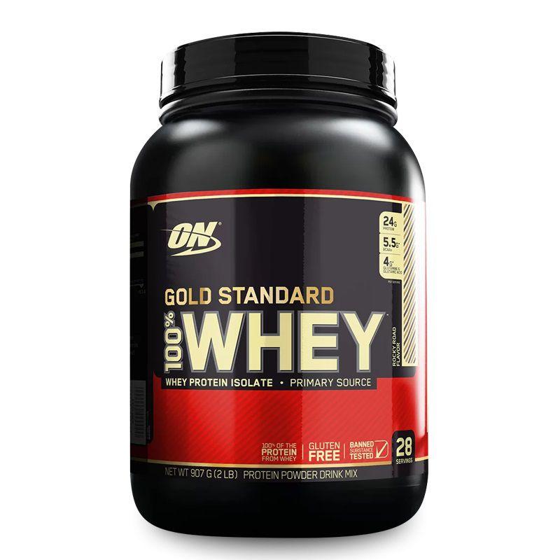 100% Whey Gold Standard 907g Optimum Nutrition