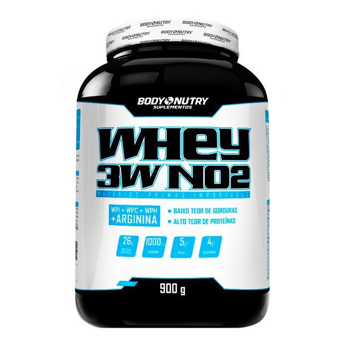 3 Whey Nitro 900g Body Nutry