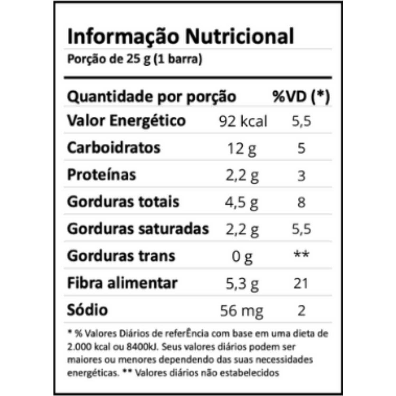Barra Energética Dobro MINI Caramelo Salteado 25g