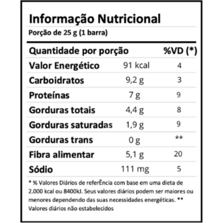 Barra Proteica Dobro MINI Pasta de Pistache 25g Caixa com 12 Unidades