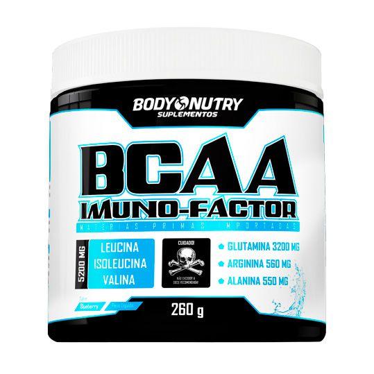 BCAA Imuno-Factor 260g Body Nutry