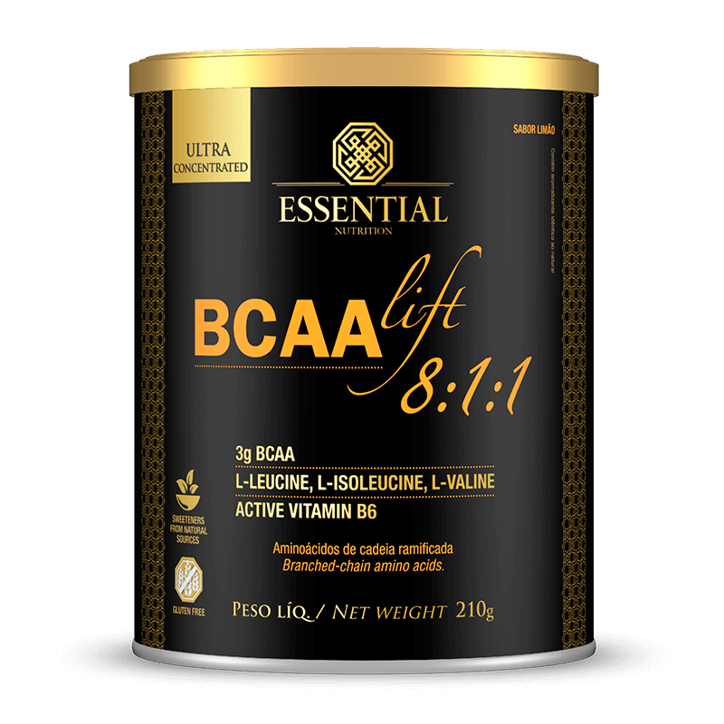 BCAA Lift 8:1:1 210g Essential Nutrition