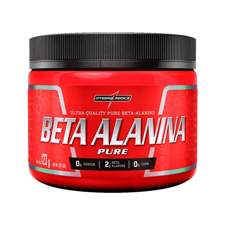Beta Alanina Pure 123g Integralmédica
