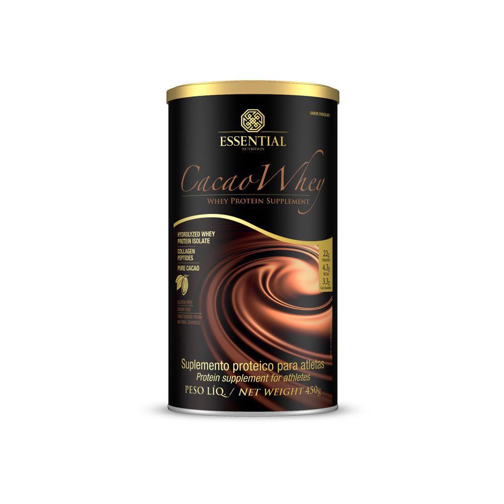 Cacao Whey 450g Essential Nutrition