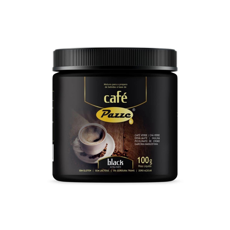 Café Fit Black Pazze 100g
