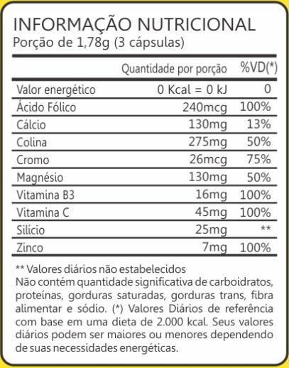 Café Verde 500mg 60 Cápsulas Maxinutri