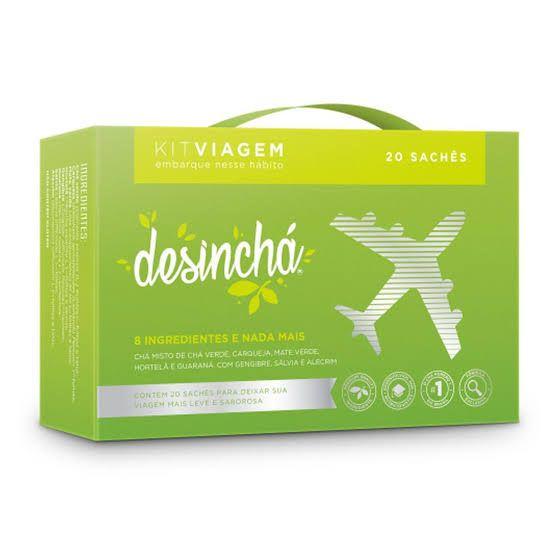 Chá Desinchá 20 Sachês