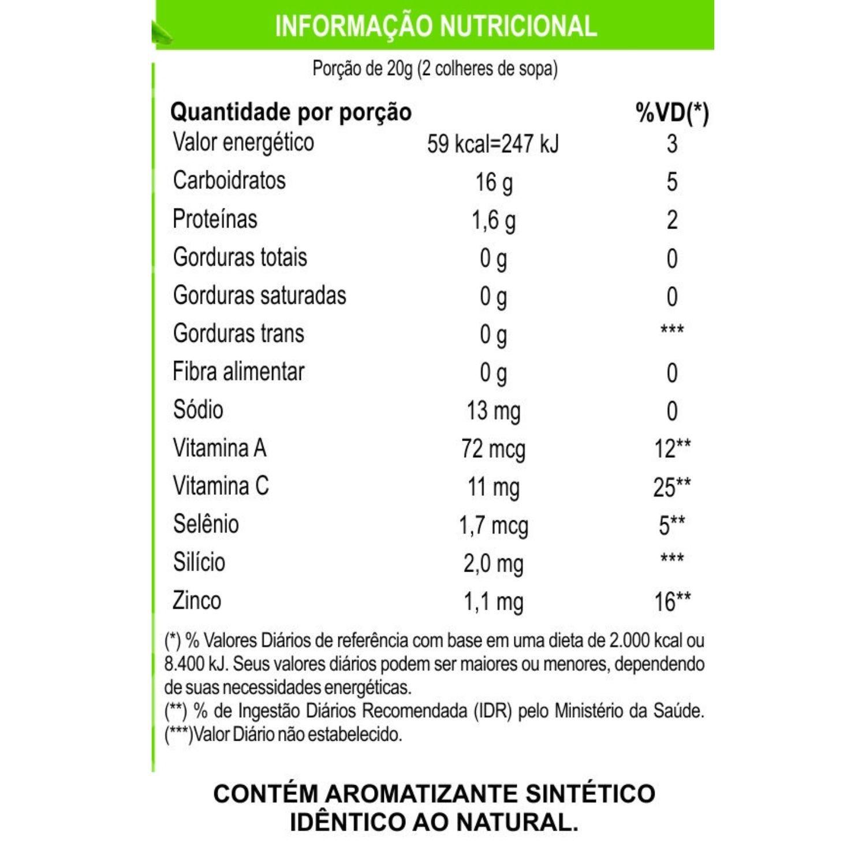 Biodream Chá Verde com Colágeno e Stevia 220g Unilife