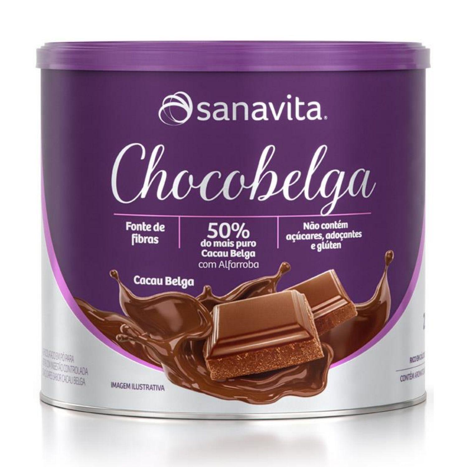 Chocobelga 200g Sanavita