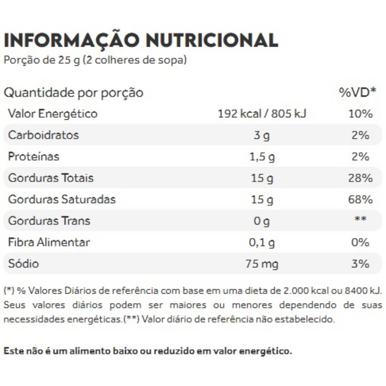 Coco Cream Puravida Leite De Coco em Pó 250g