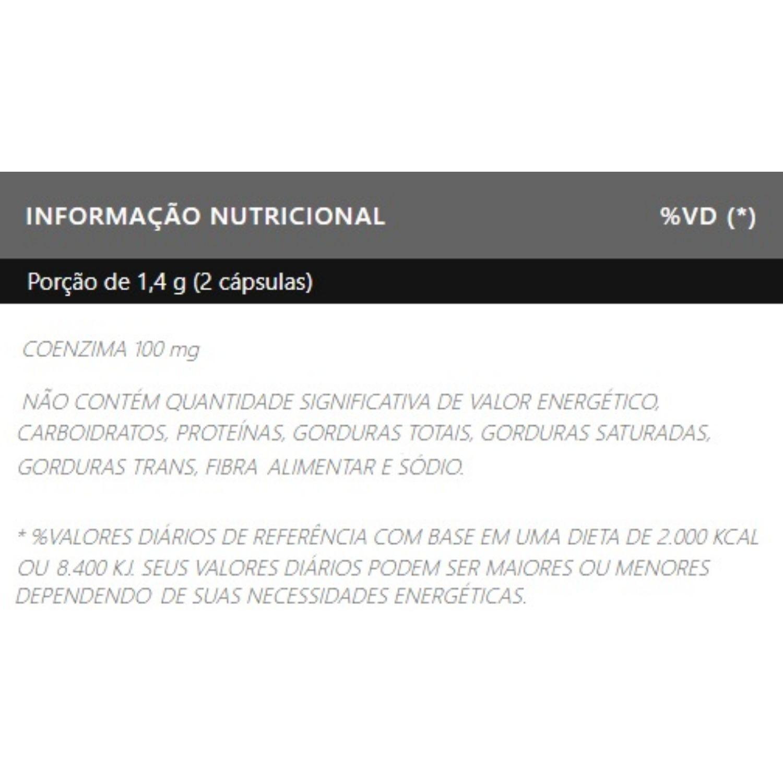 Coenzima Q-10 CoQ10 60 Cápsulas Body Nutry