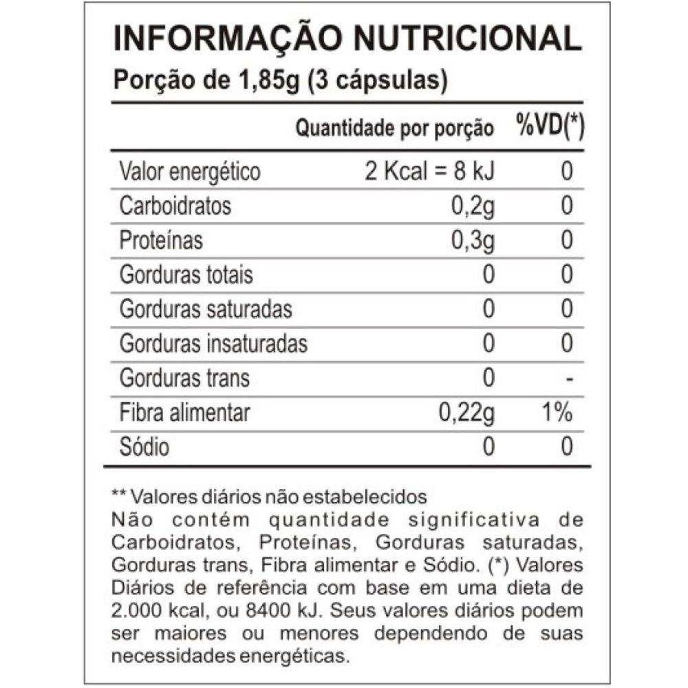 Cogumelo 300mg 60 Cápsulas Maxinutri