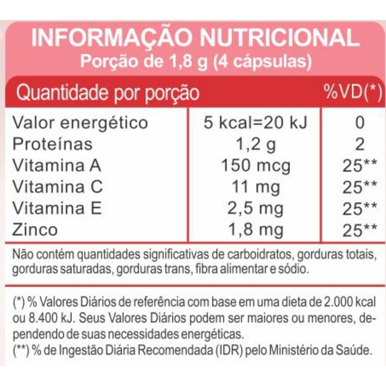 Colágeno Hidrolisado com Vitaminas Dermfix 60 Cápsulas Unilife