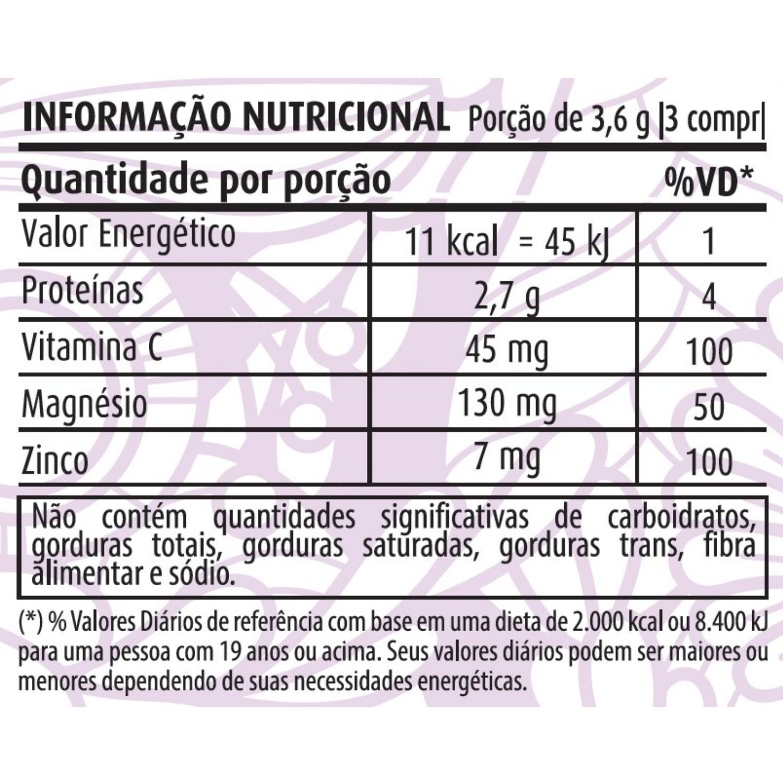 Colágeno ZMC 1200 mg 90 Cápsulas Apisnutri Femme
