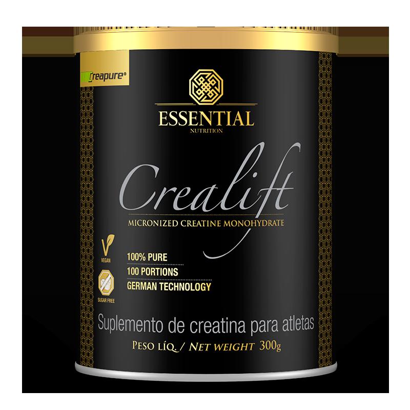 Creatina Crealift 300g Essential Nutrition