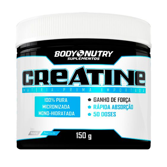 Creatina Micronizada 150g Body Nutry