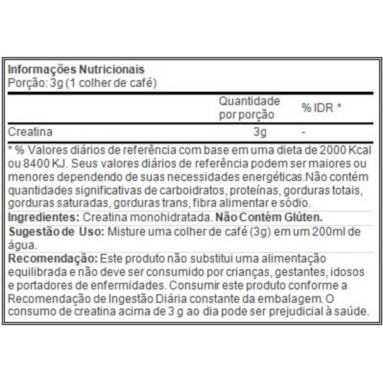Creatina Powder 200g Universal Nutrition