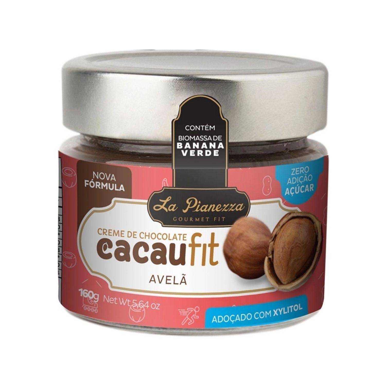 Creme de Chocolate CacauFit Avelã 160g La Pianezza