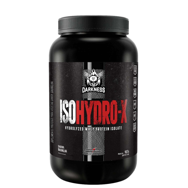 Darkness ISO HYDRO-X Whey Protein com Maca Peruana 907g Integralmedica