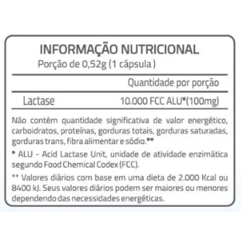 Deslac Lactase 30 Cápsulas Maxinutri
