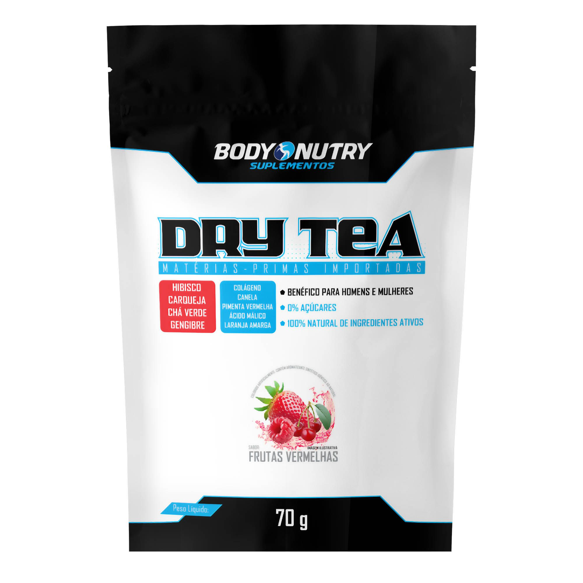 Dry Tea Refil 70g Body Nutry