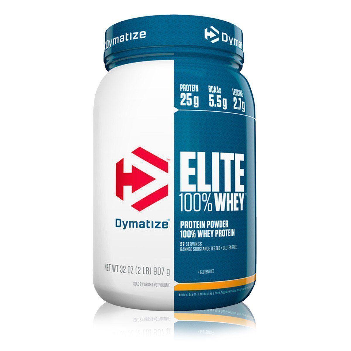 Elite 100% Whey 907g Dymatize