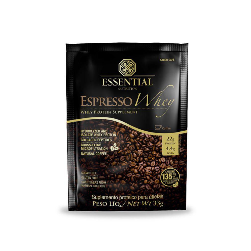 Expresso Whey Sachê Essential Nutrition
