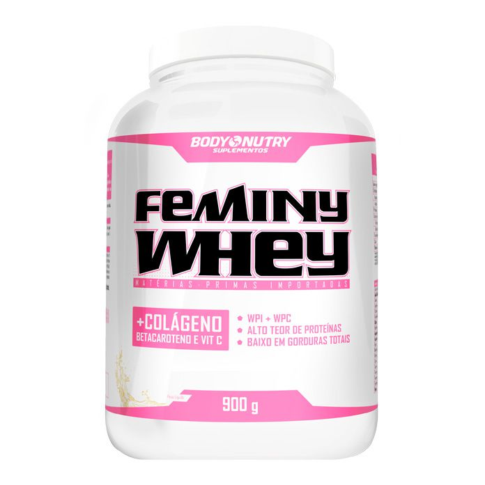 Femini Whey 900g Body Nutry