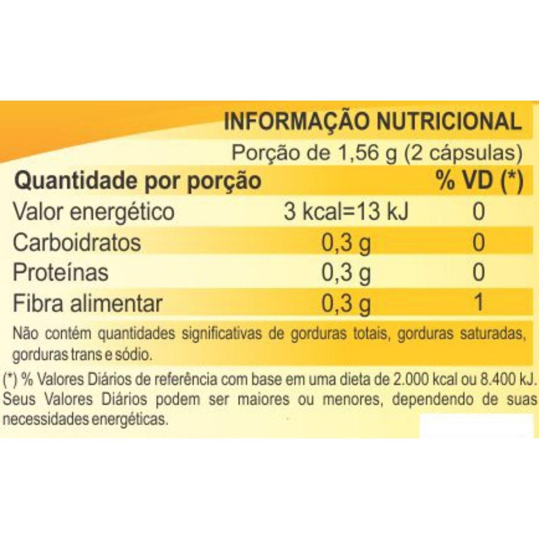 Geleia Real e Cogumelo 780mg 45 Cápsulas Unilife