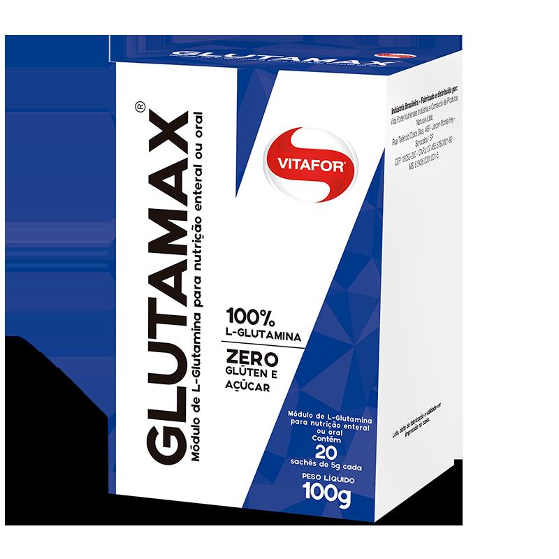Glutamax (20 Sachês de 5g) Vitafor