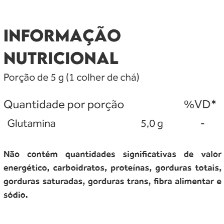 Glutamina Premium 300g Puravida