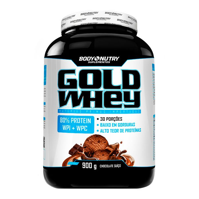 Gold Whey 900g Body Nutry