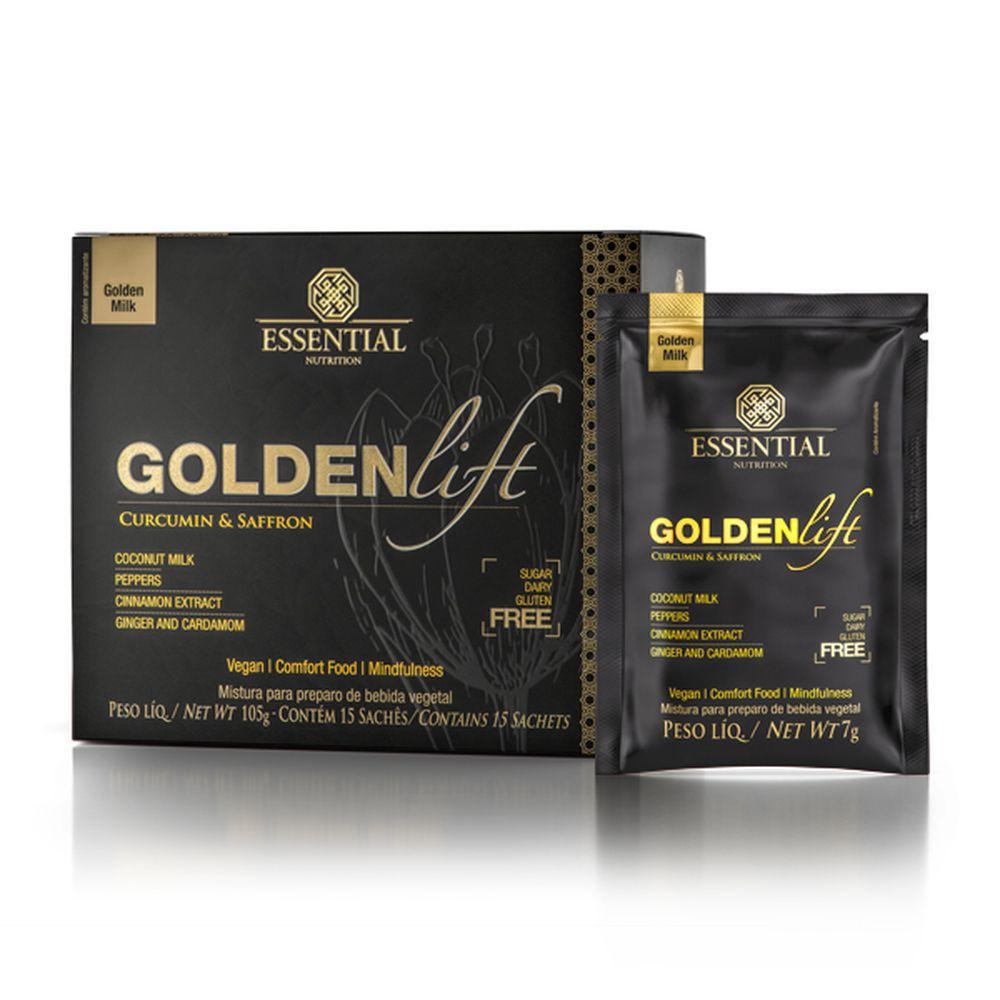 Golden Lift 15 Sachês Essential Nutrition