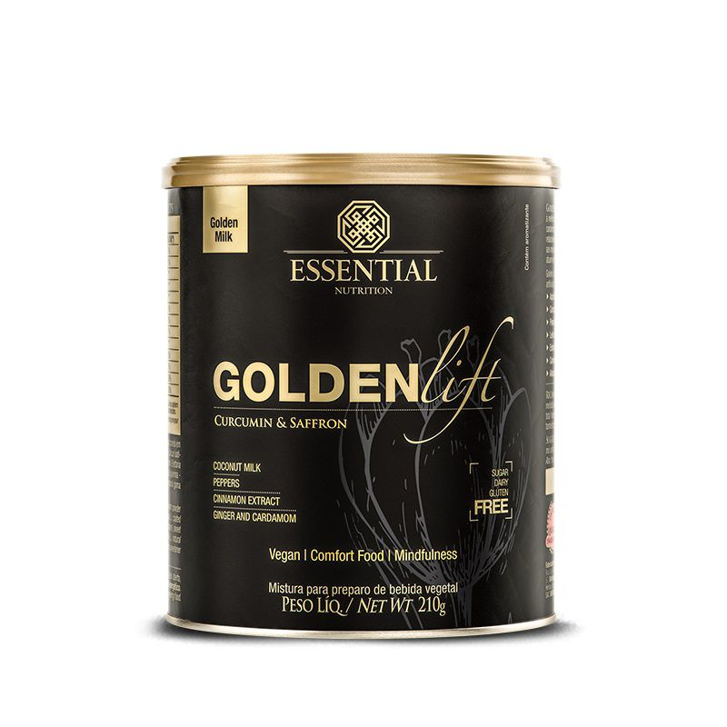 Golden Lift 210g Essential Nutrition