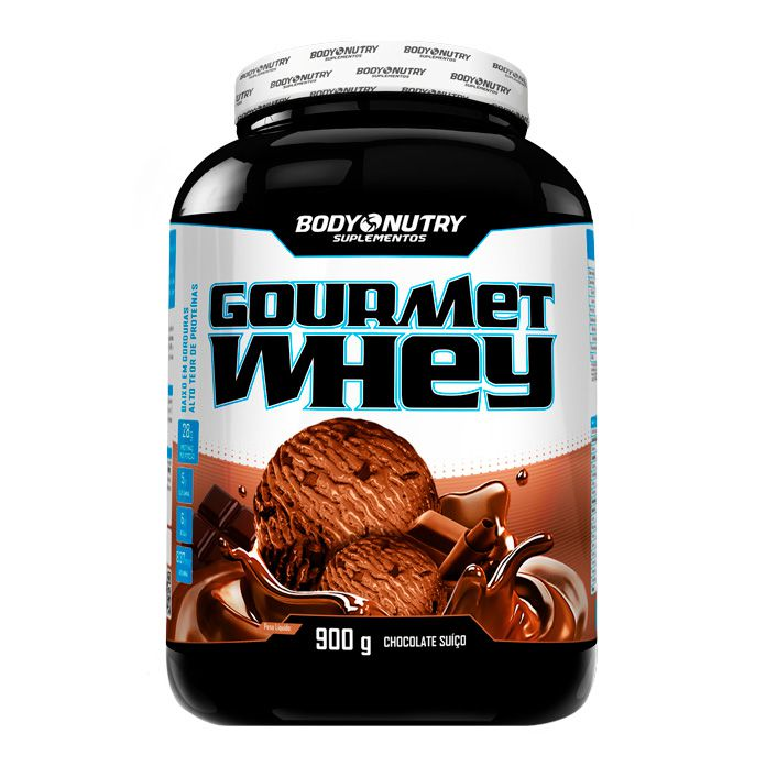 Gourmet Whey 900g Body Nutry