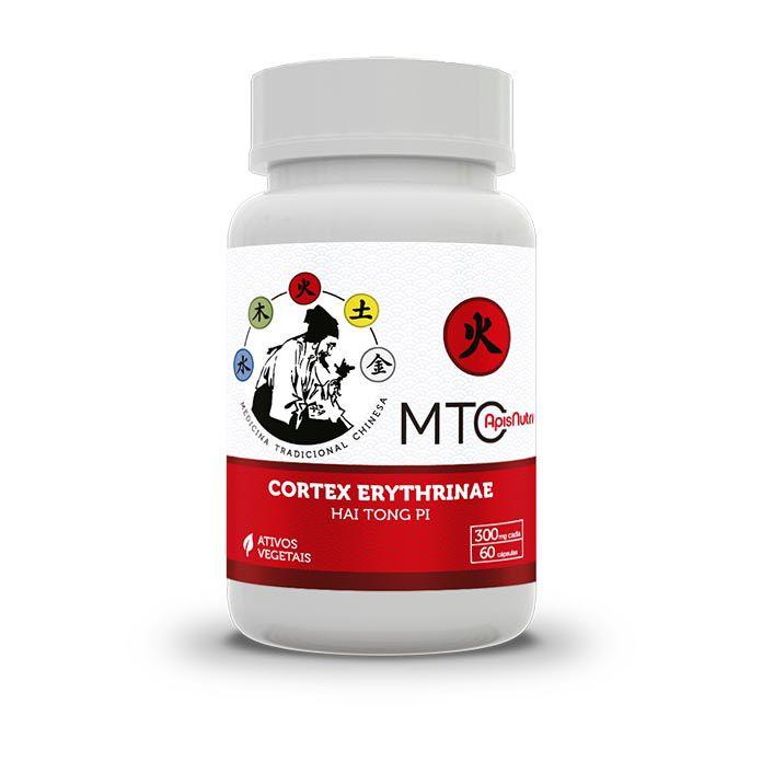 Hai Tong Pi Cortex Erythrinae 300mg 60 Cápsulas Apisnutri