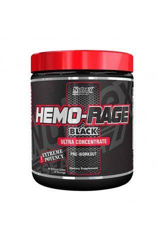 Hemo Rage Black Ultra Concentrado 30 Doses Nutrex Research
