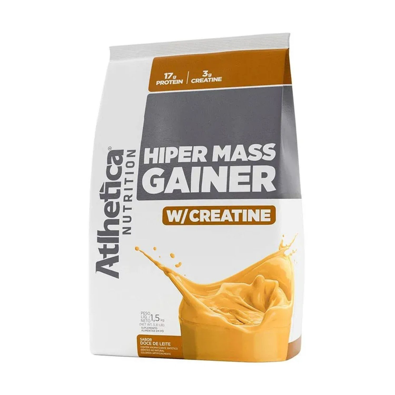Hiper Mass Gainer 1,5kg Atlhetica Nutrition