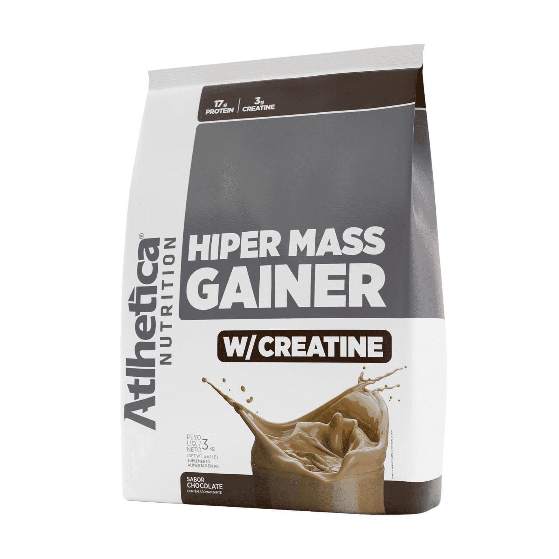 Hiper Mass Gainer 3kg Atlhetica Nutrition