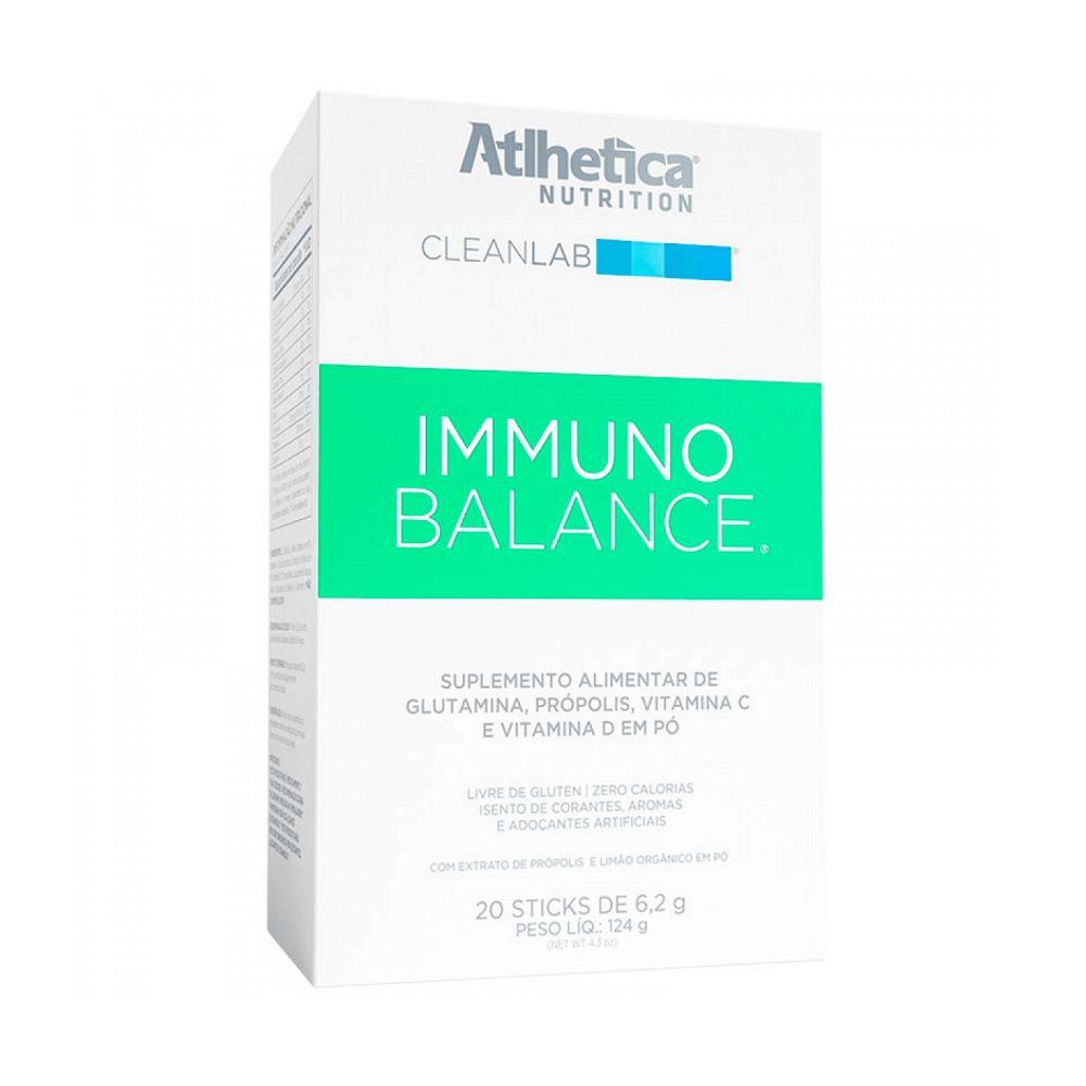 Immuno Balance 20 Sticks Atlhetica Nutrition