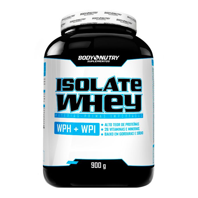 Isolate Whey Low Carb 900g Body Nutry