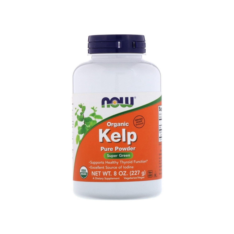 Kelp em Pó 227g Now Foods